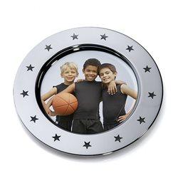 Bandeja estrellas personalizada tipo trofeo deportivo