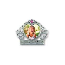 Marco de foto corona corazón