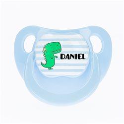 Chupete anatómico personalizado para bebés