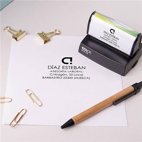 Set de regalo para hombre con tarjetero llavero y bolígrafo