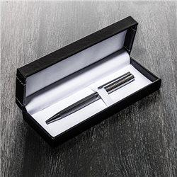 Conjunto en madera de estuche con pluma y bolígrafo a juego