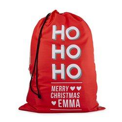 Saco para regalos ideal como saco para regalos de Navidad y Reyes Magos
